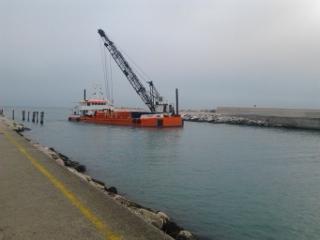 Regione,  a breve il dragaggio del porto di Fano