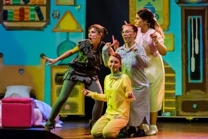 Carnevale al Teatro della Fortuna di Fano