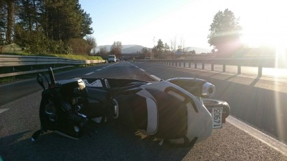 Grave incidente stradale in Superstrada – FOTO