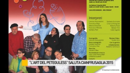 """L'art del peteguless"" chiude Cianfrusaglia 2015 – VIDEO"