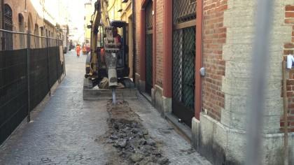 Acquedotto, al via i lavori nel centro storico di Fano
