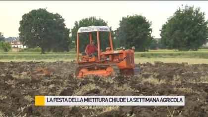 La Festa della Mietitura chiude la settimana agricola – VIDEO