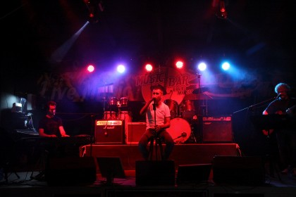 I Musaico in concerto a Torrette di Fano