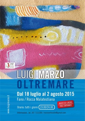 """Mostra """"Oltremare"""": alla Rocca Malatestiana dal 18 luglio al 2 agosto"""