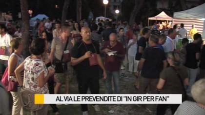 """Al via le prevendite in """"In gir per Fan"""" – VIDEO"""