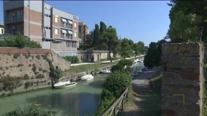L'A.N.M.I. ristruttura il porto-canale e la Darsena Borghese – VIDEO