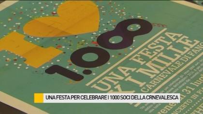 Carnevalesca a quota 1000: venerdì un festa in piazza XX Settembre – VIDEO