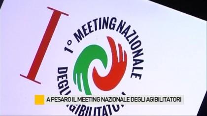 A Pesaro il Meeting Nazionale degli Agibilitatori – VIDEO