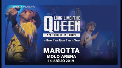 Long live the Queen – Marotta (14 luglio 2019)