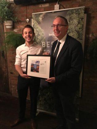 Il presidente Ceriscioli a Londra per il badge ufficiale Lonely Planet. Marche seconda regione nel mondo che merita una visita nel 2020