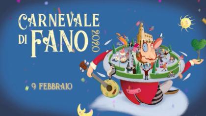 CARNEVALE DI FANO (9 febbraio 2020)
