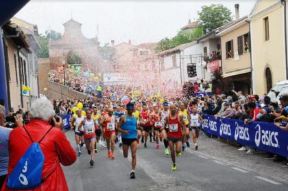 Bandiera bianca per la ColleMar-athhon: la Maratona dei Valori è ufficialmente annullata