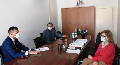 """Mangialardi incontra i vertici della sanità regionale: """"Pronti a intercettare risorse"""""""